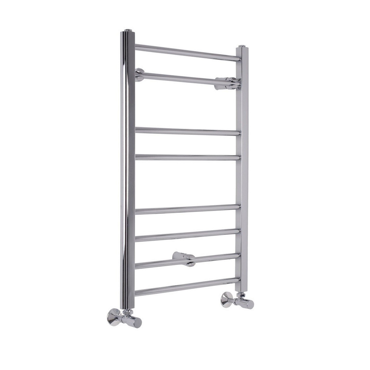 Econo Heat 800mm x 500mm Chrome Electric Towel Rail