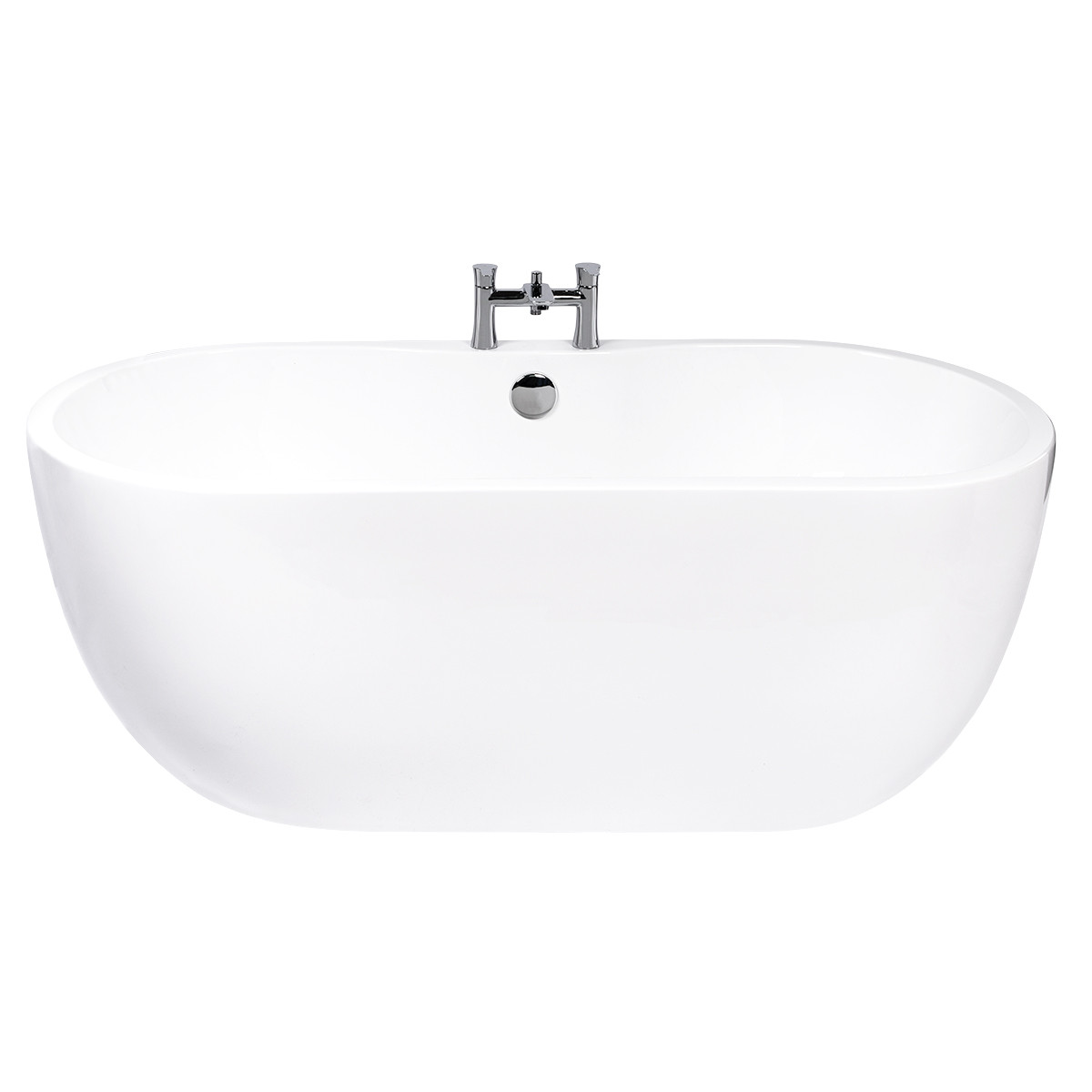 Florence 1800 Double Ended Freestanding Bath