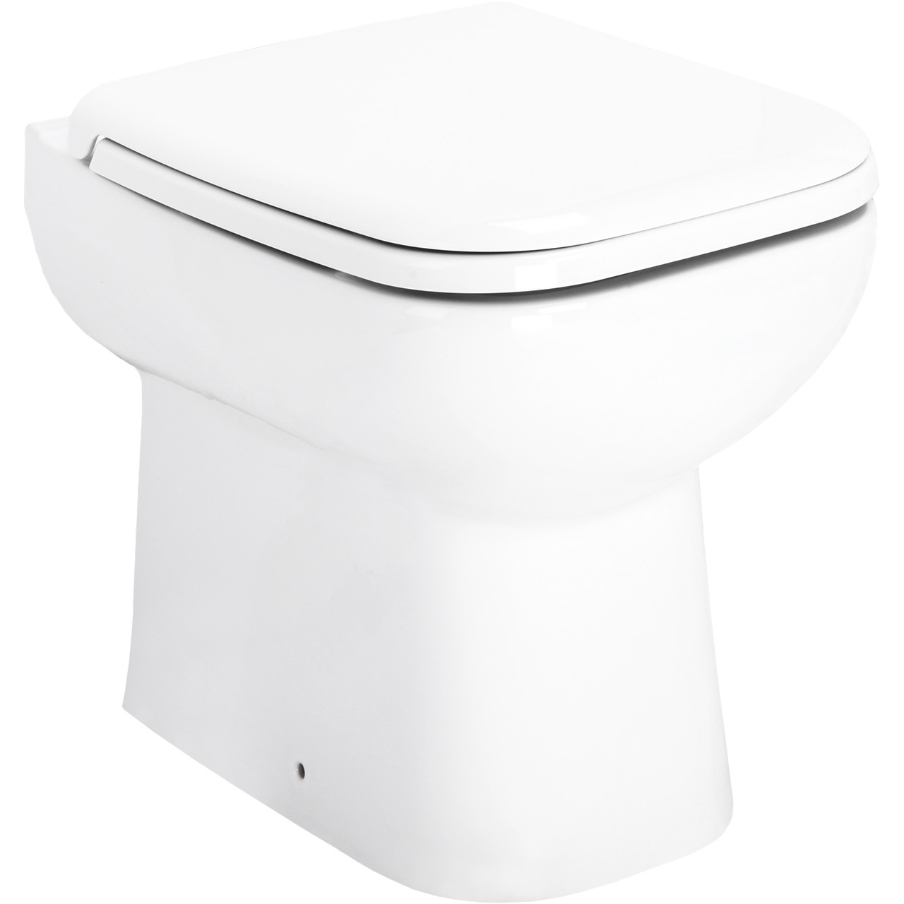 Forth Back To Wall Toilet with Soft Close Seat