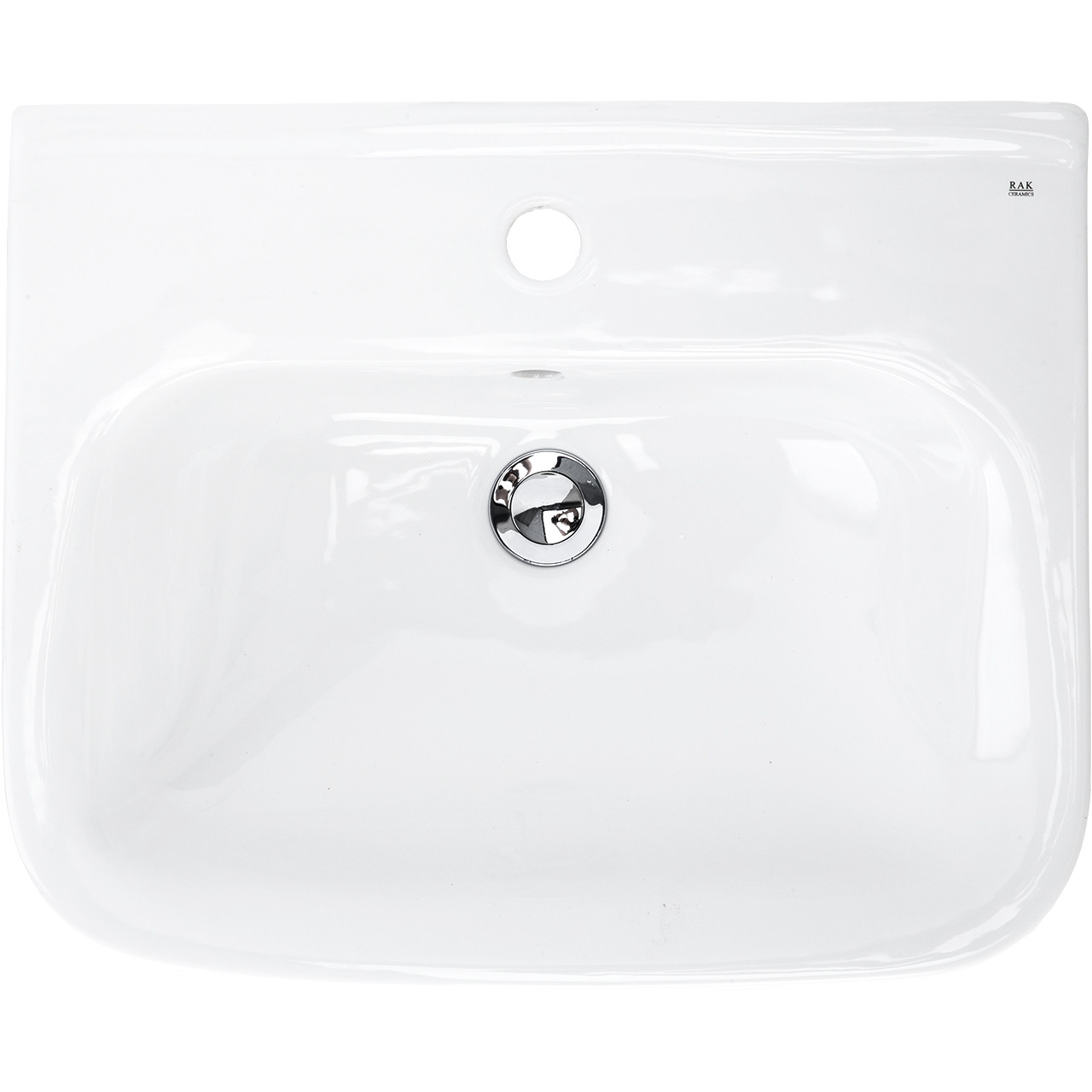 Forth Semi Recessed Basin Overhead