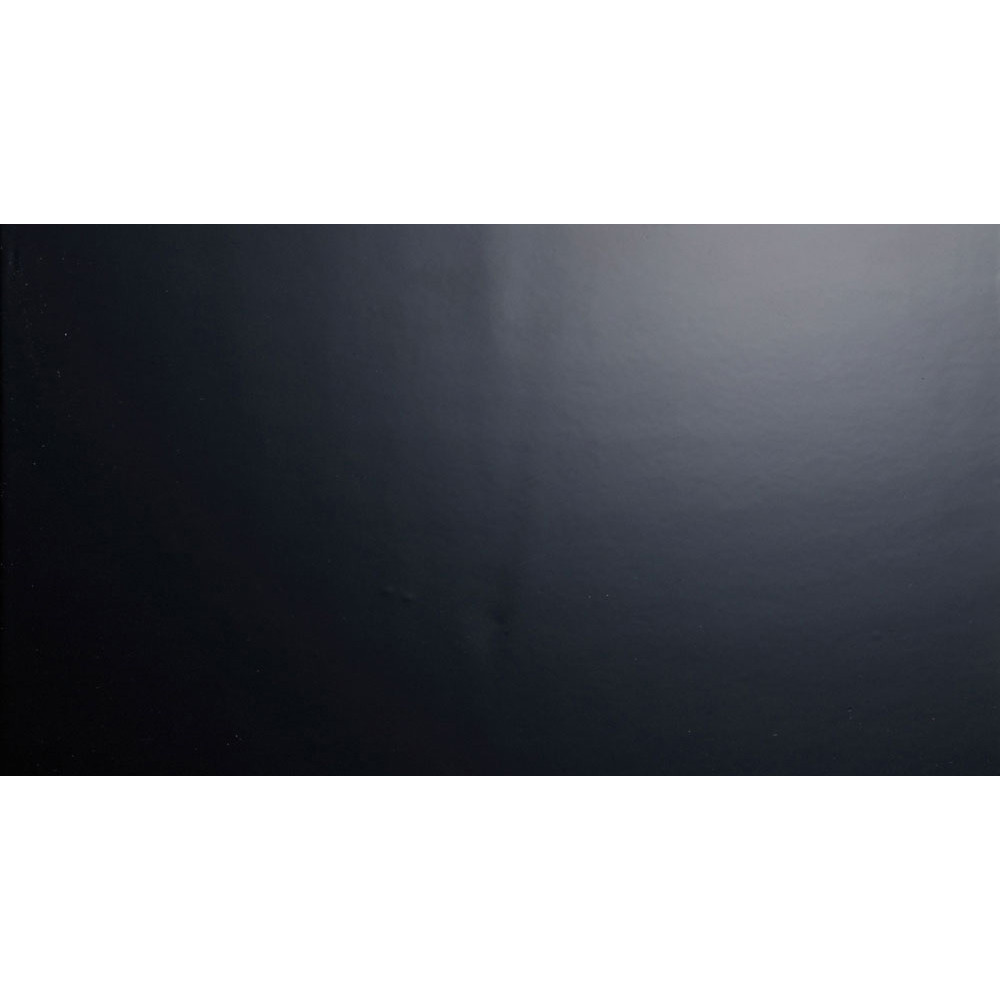 BCT Function Black 24.8cm x 49.8cm Ceramic Wall Tile - BCT18703