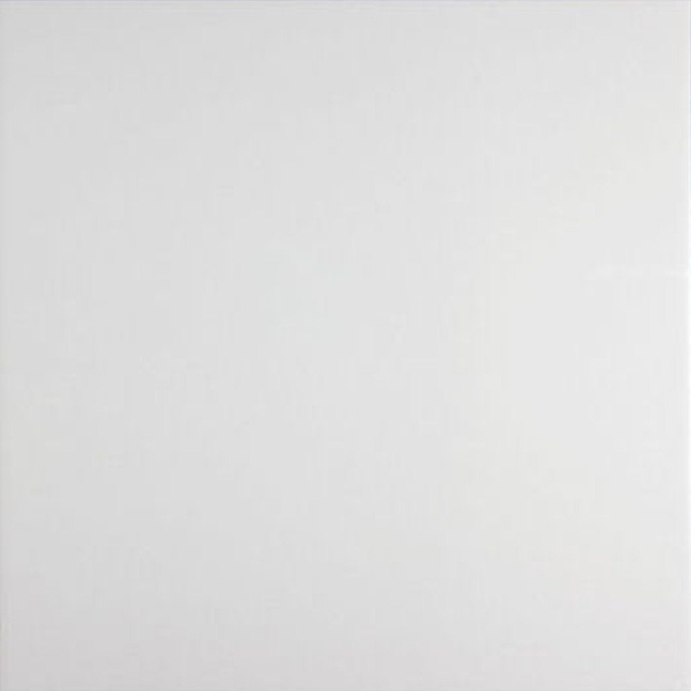 BCT Function White Satin 33.1cm x 33.1cm Ceramic Floor Tile - BCT18833
