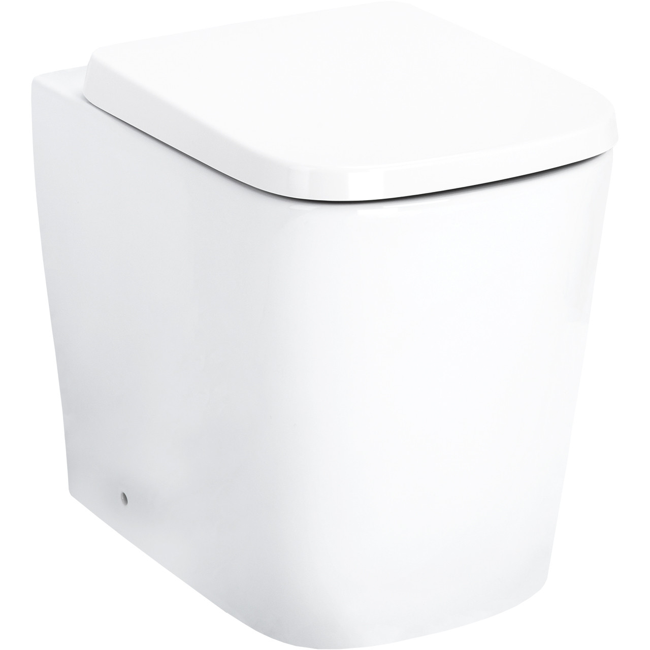 Galata Back to Wall Toilet with Soft Close Seat