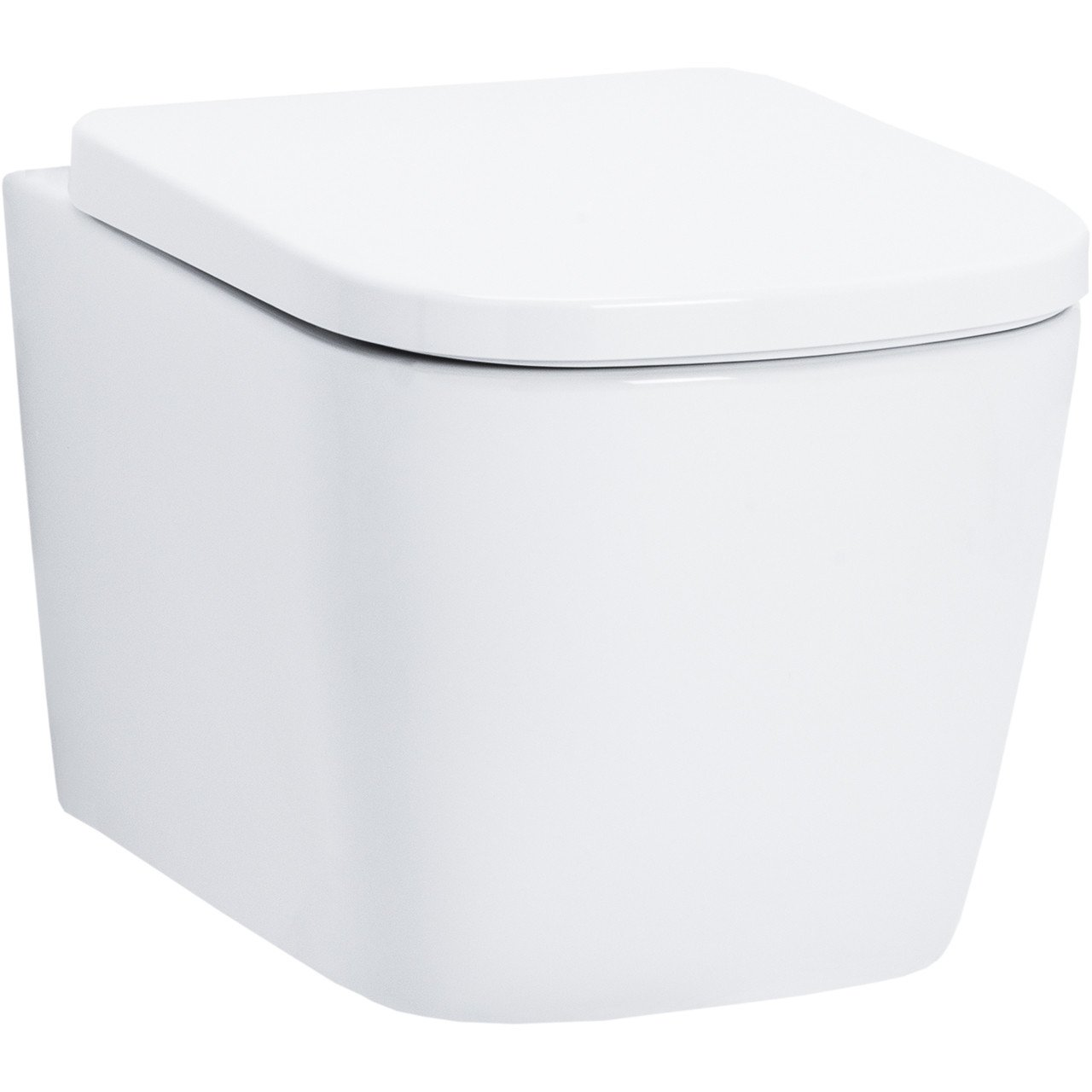 Galata Wall Hung Toilet with Slow Close Seat