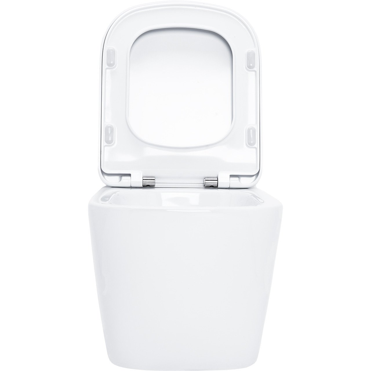 Galata Wall Hung Toilet with Slow Close Seat Front