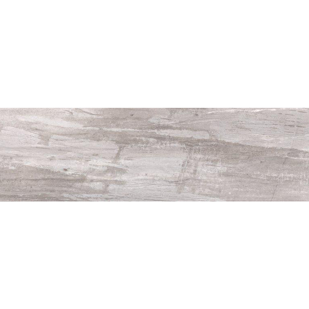 BCT High Defenition Light Grey Rustic Wood Effect 14.8cm x 49.8cm Ceramic Wall Tile - BCT21254