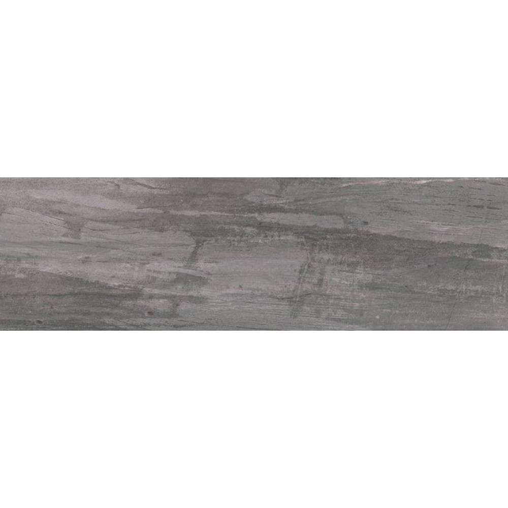 BCT High Definition Dark Grey Rustic Wood Effect 14.8cm x 49.8cm Ceramic Wall Tile - BCT21261