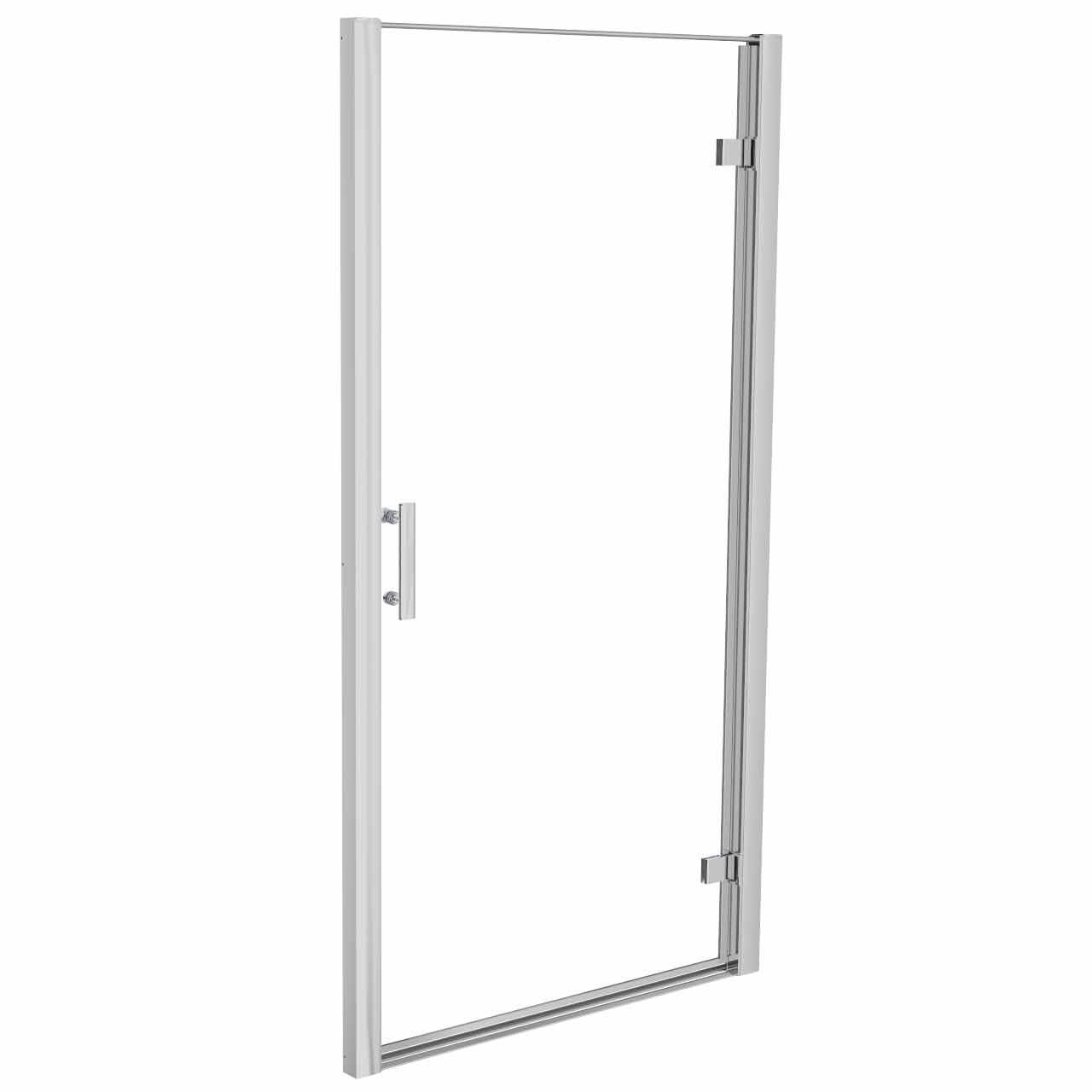 Series 6 1000mm x 800mm Hinged Door Shower Enclosure