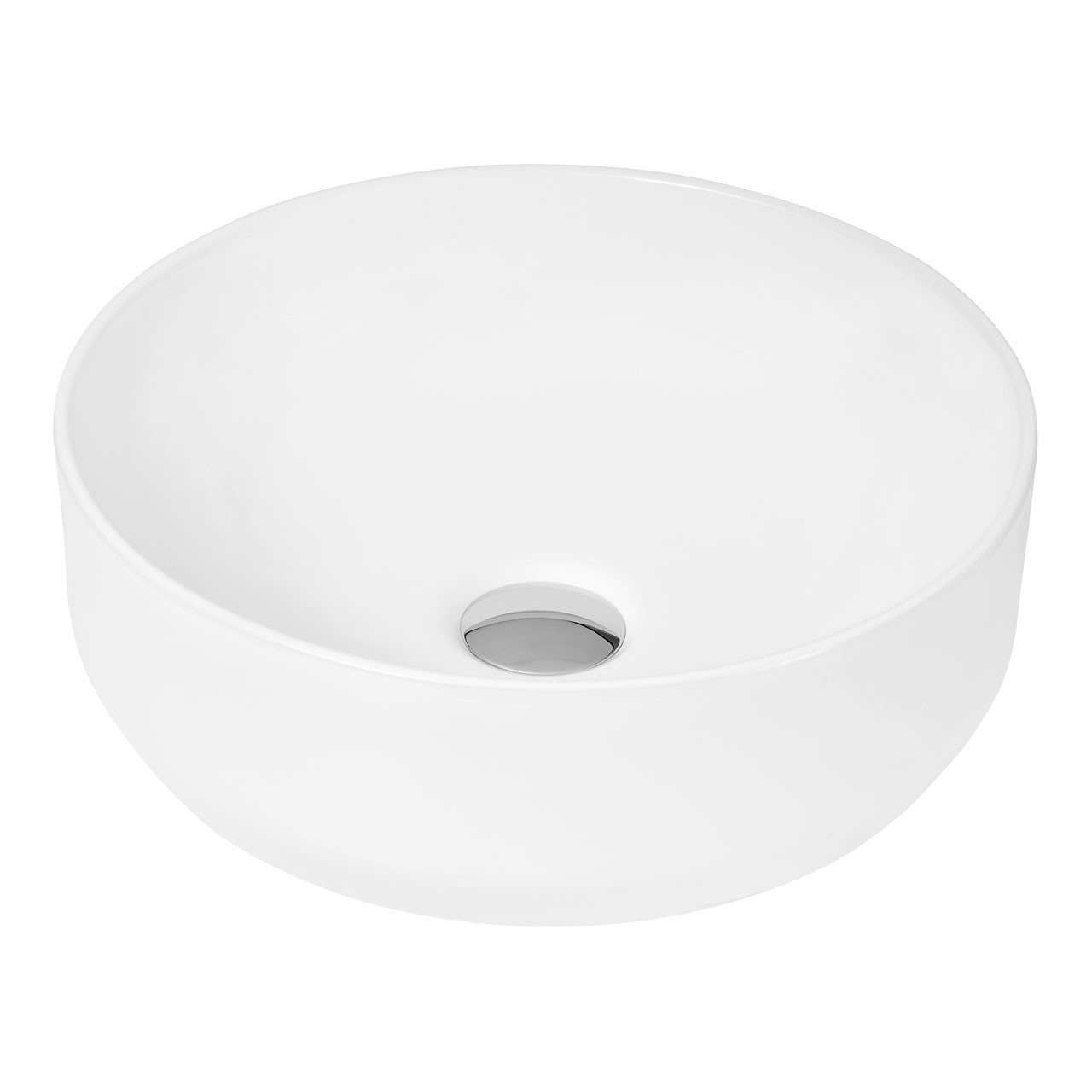 Hudson Reed 350mm x 350mm x 120mm Counter Top Basin - NBV162