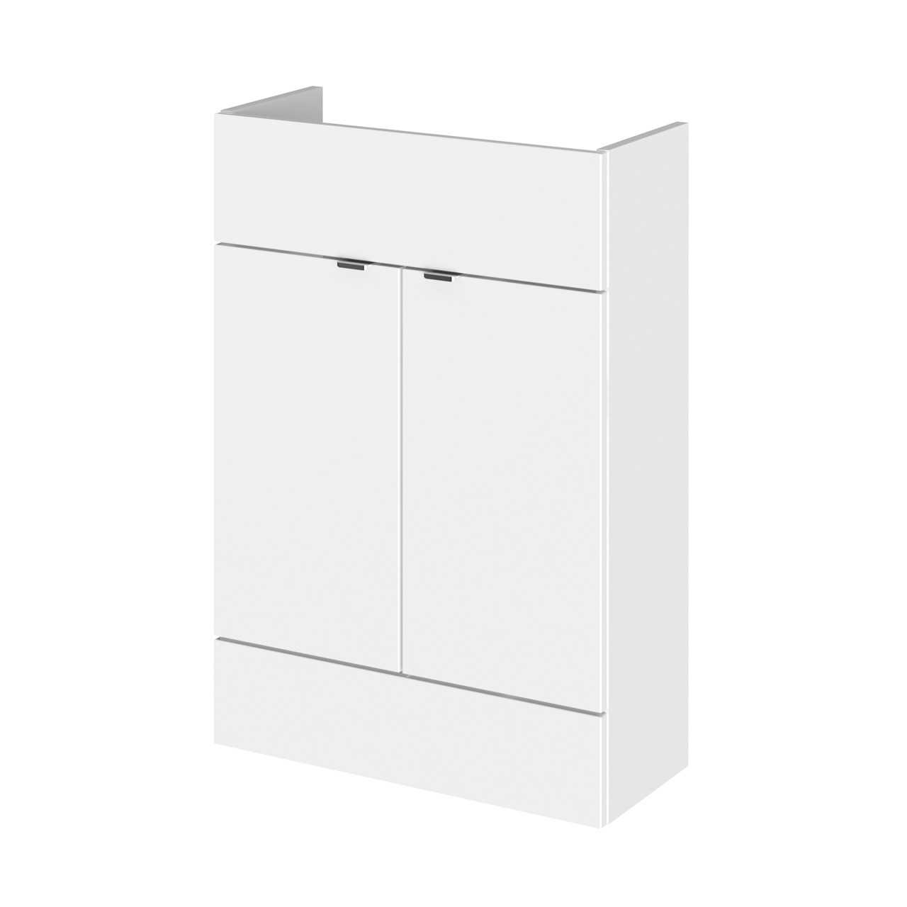 Hudson Reed 600 Vanity Unit 864mm x 600mm x 235mm - OFF107