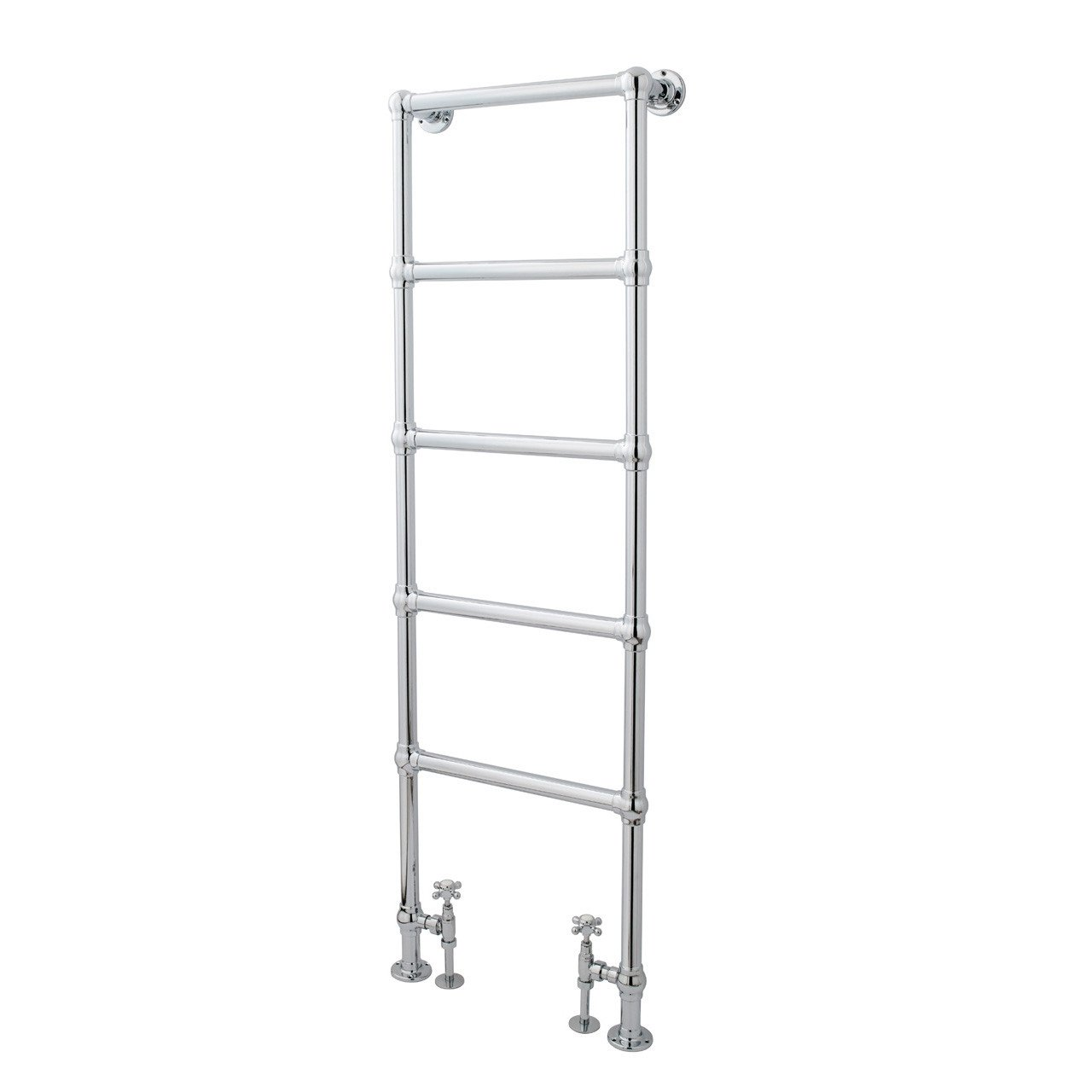 Hudson Reed Countess Floor Standing Towel Rail 1550mm x 600mm x 130mm - HL355