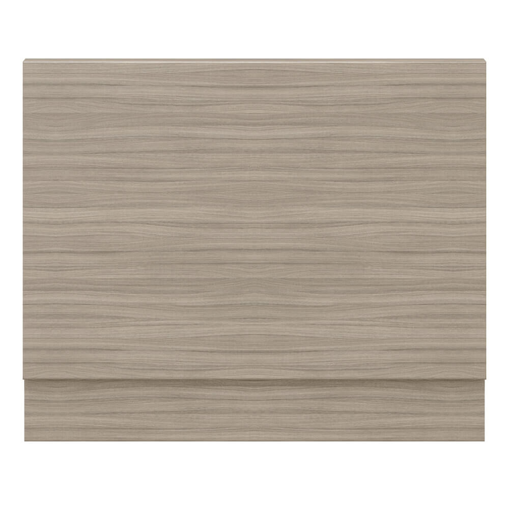 Hudson Reed Driftwood 750mm End Bath Panel with Plinth - OFF271