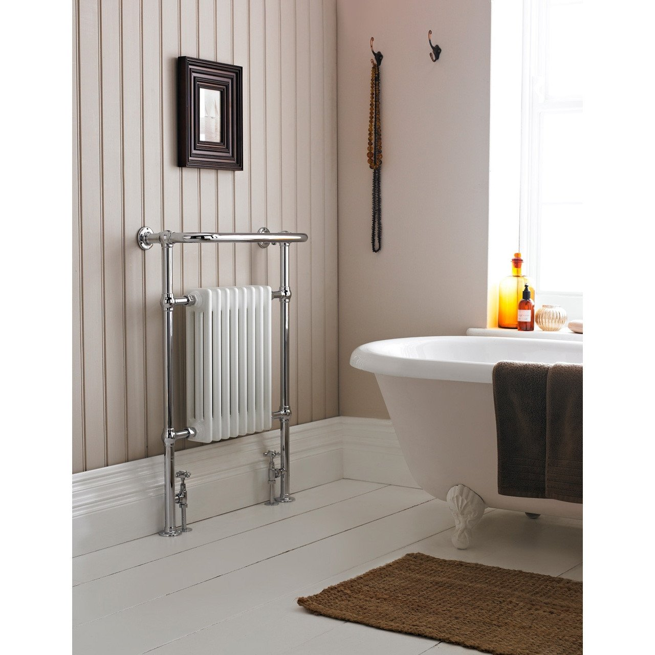 Hudson Reed Harrow Heated Towel Rail - MTY022
