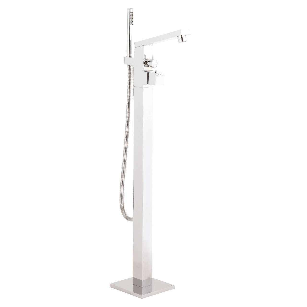 Hudson Reed Kubix Freestanding Thermostatic Bath and Shower Mixer - PA332
