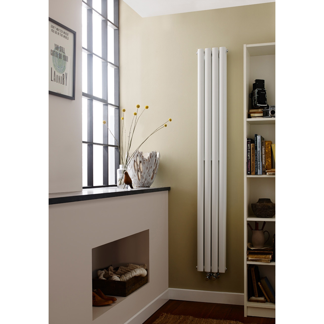 Hudson Reed Revive Cloakroom Radiator - HRE007