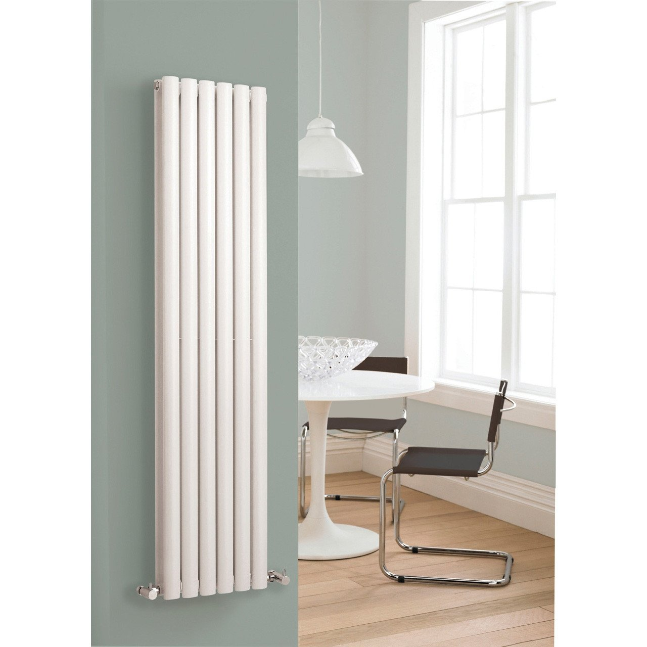 Hudson Reed Revive Double Panel Radiator 1500mm x 354mm - HL368