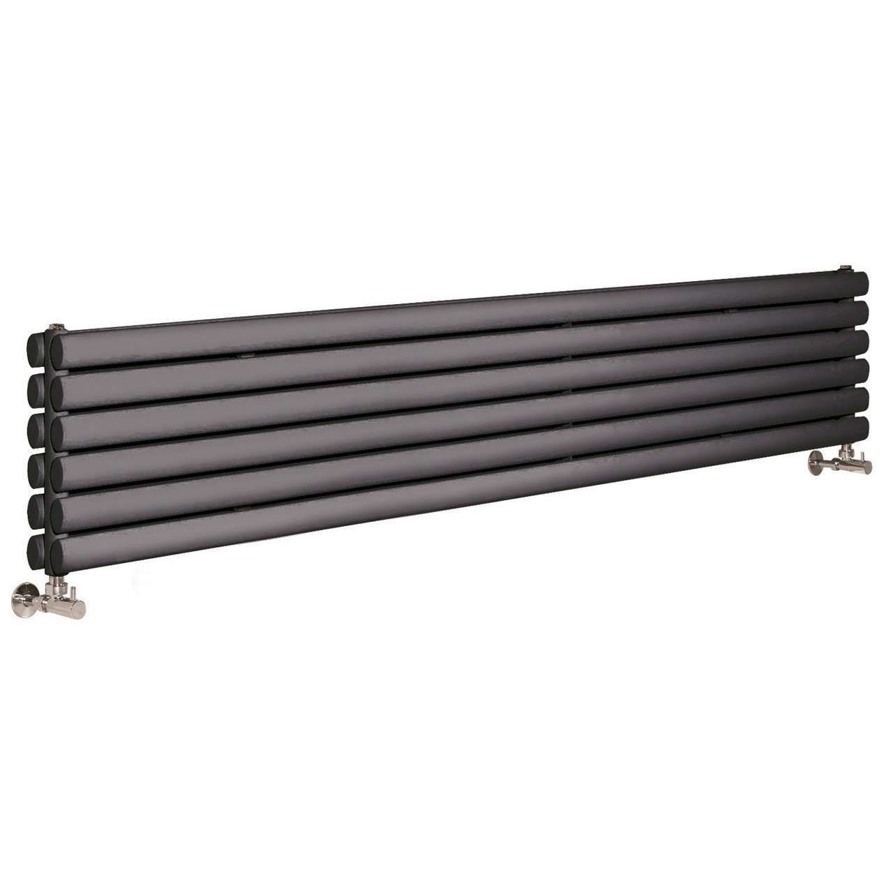 Hudson Reed Revive Double Panel Radiator 1800mm x 354mm - HLA77