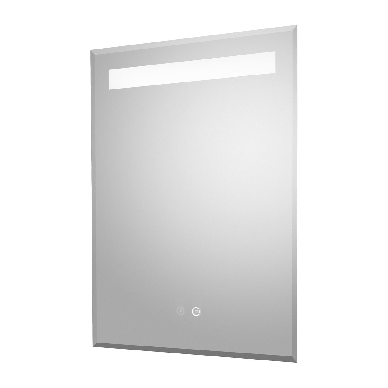 Hudson Reed Vizor 500mm x 700mm LED Mirror - LQ086