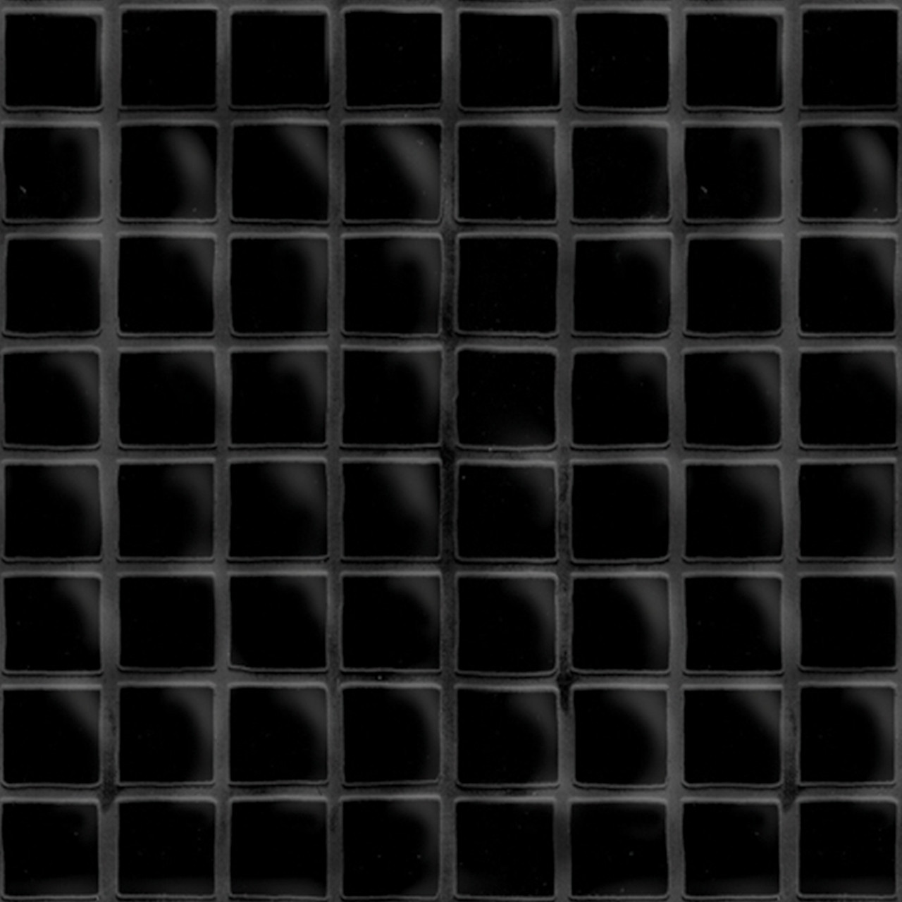 Multipanel Black Embossed Tile 2440mm x 1220mm Bathroom Wall Panel