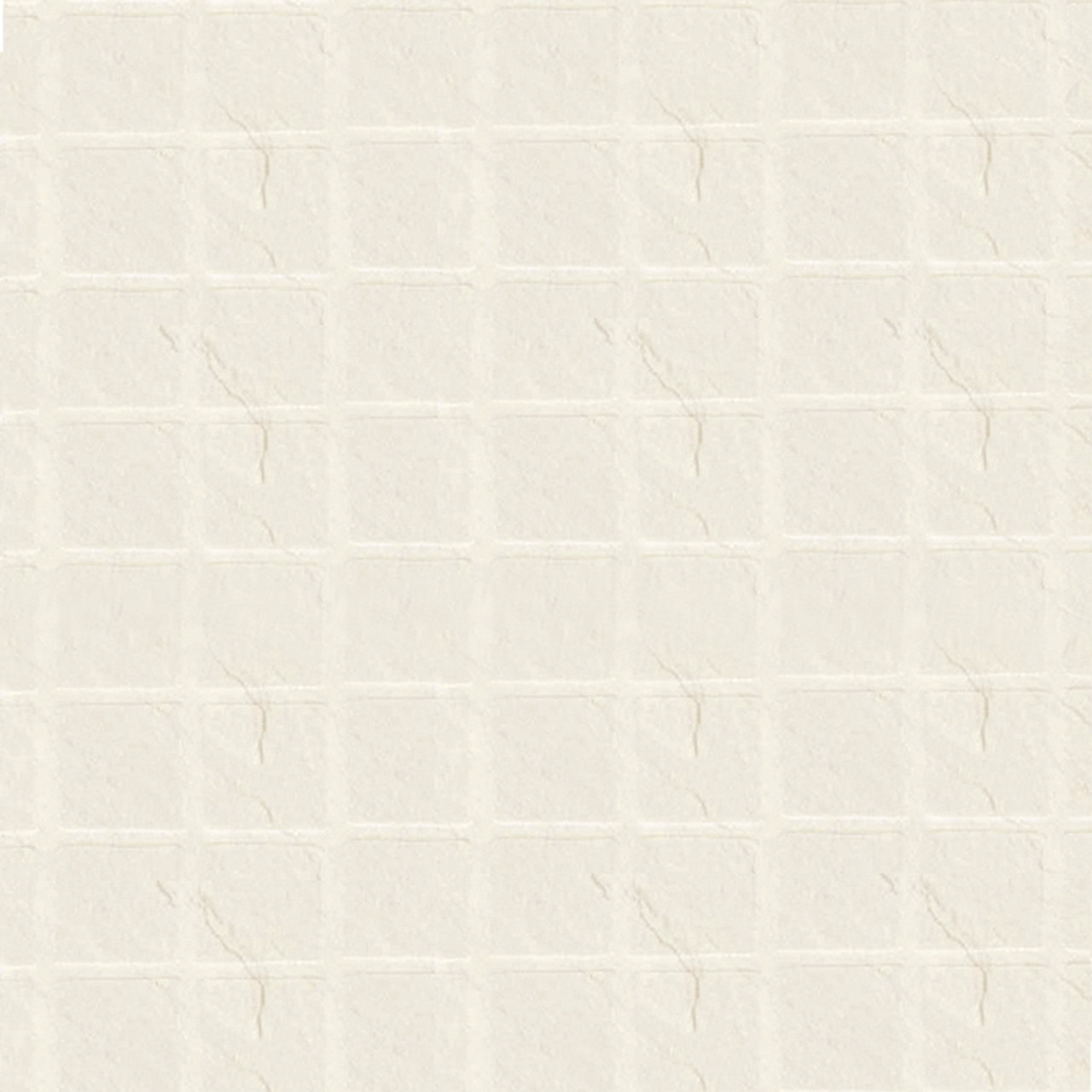 Multipanel White Slate Embossed Tile 2440mm x 1220mm Bathroom Wall Panel