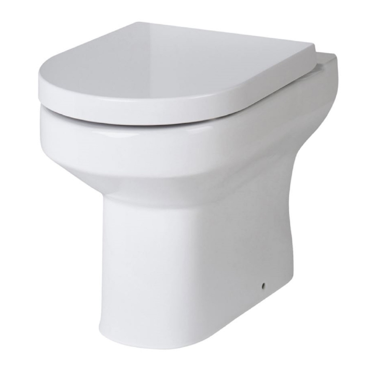 Nuie Harmony Back to Wall Toilet Pan - NCH606