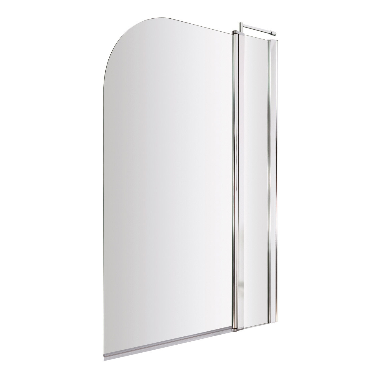 Premier Straight Bath Screen with Fixed Panel - NSS2
