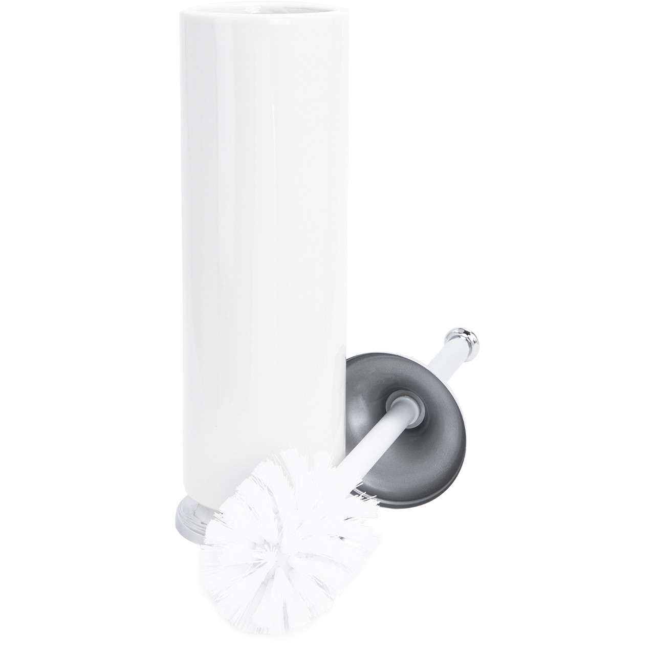 Opera Floor Standing Toilet Brush & Holder