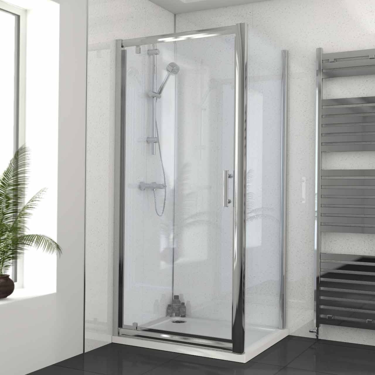 Series 6 900 x 760 Pivot Door Enclosure