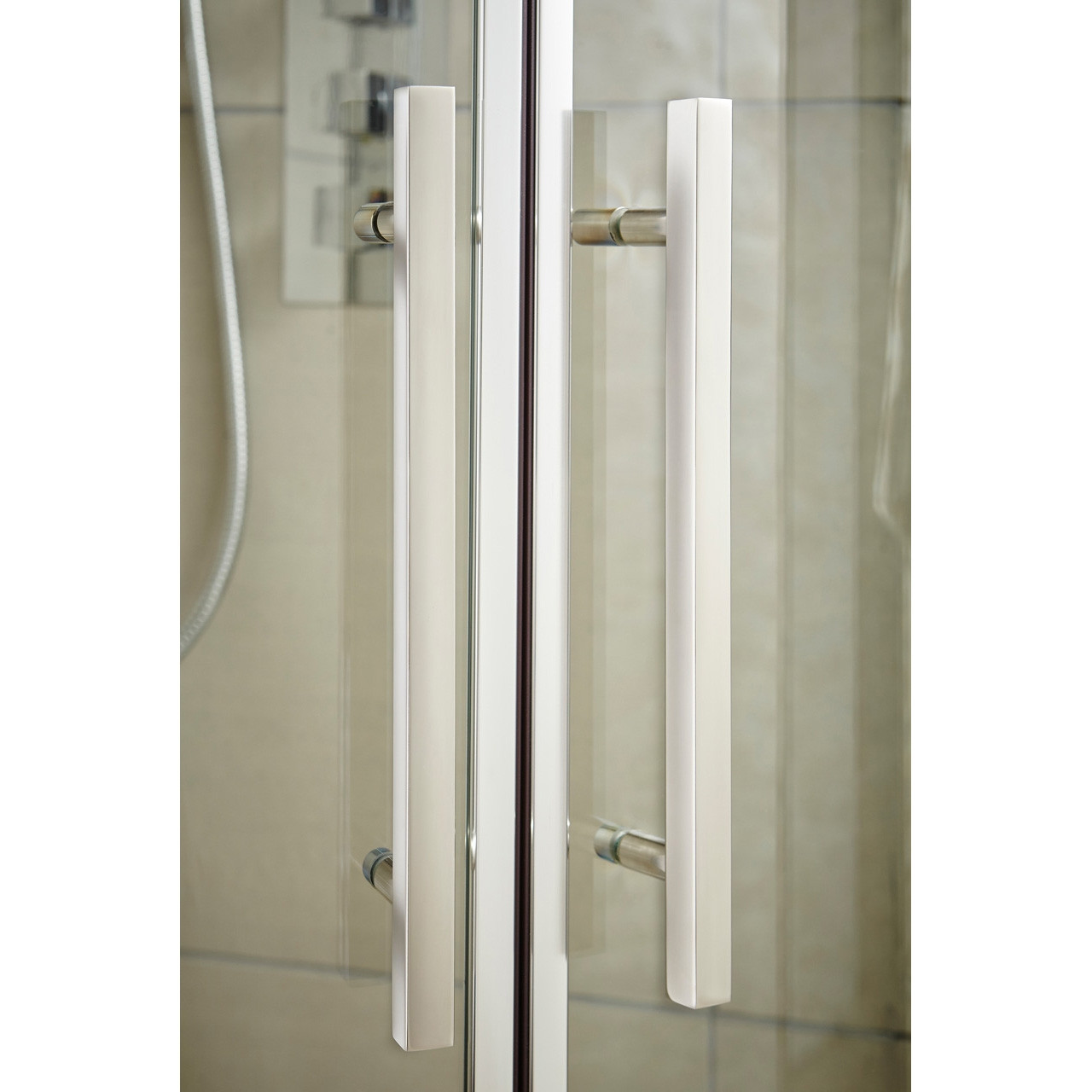 Premier 800mm Hinged Door 8mm Thick - MH80-E8