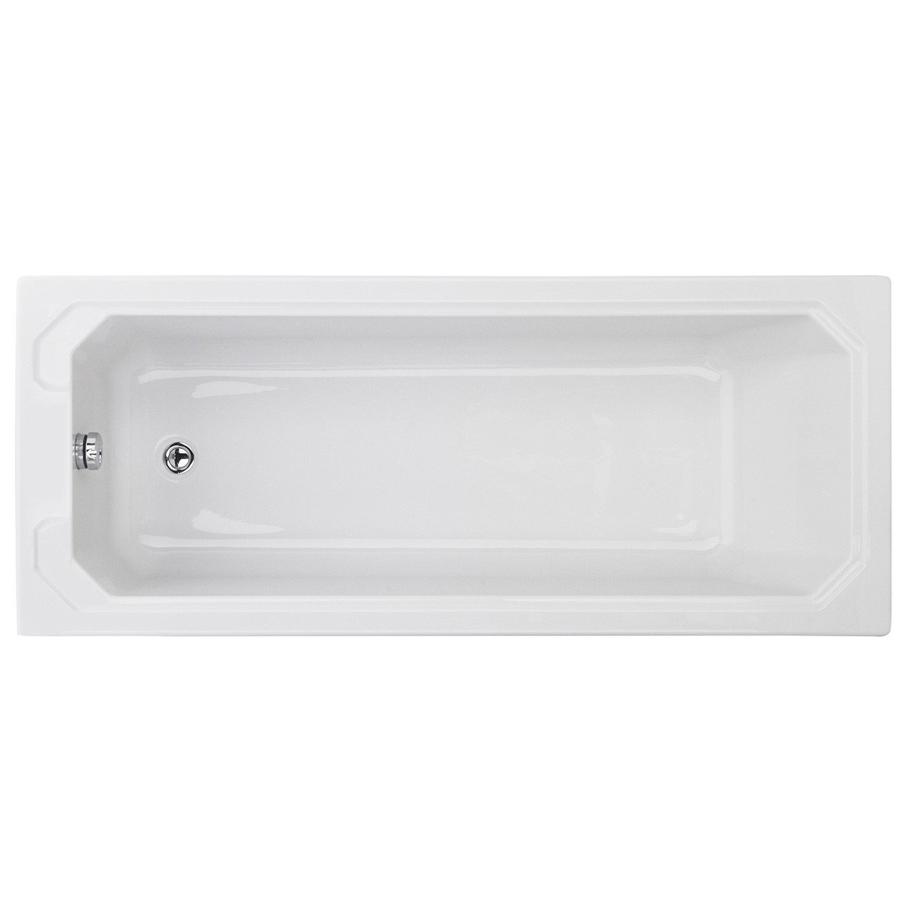 Premier Art Deco Bath 1700mm x 750mm - LDB110