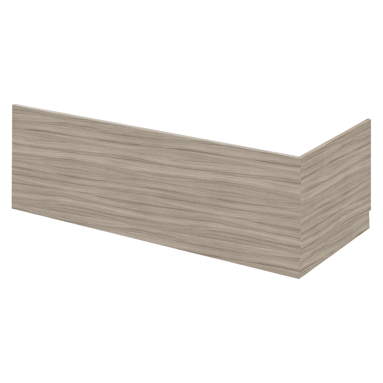 Premier Athena Driftwood 800mm End Bath Panel - MPC113