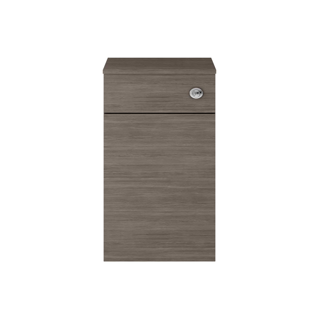Premier Athena Grey Avola 500mm Toilet Unit - MOD542