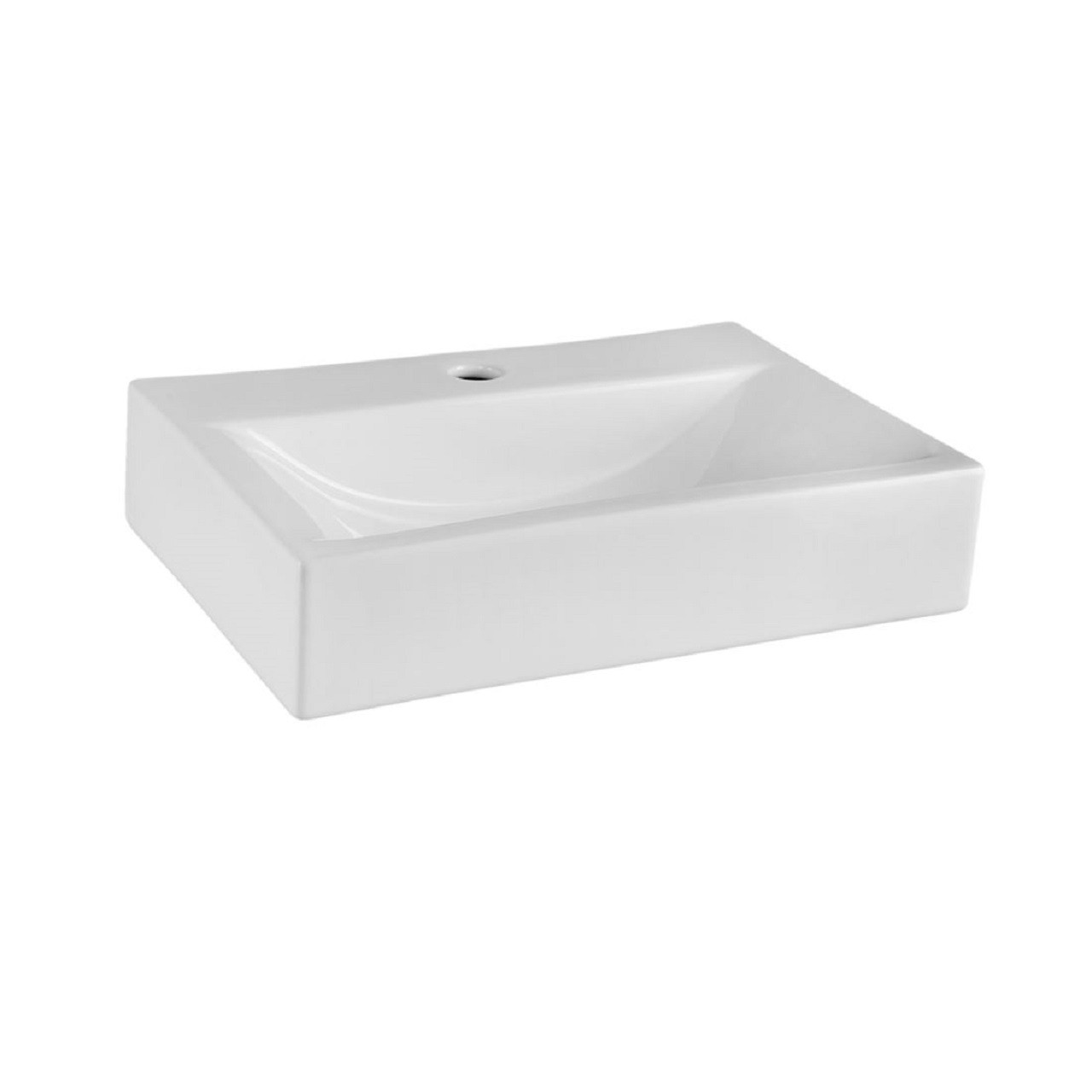 Nuie Cubix Washstand 450mm x 320mm Counter Top Basin - NBV002
