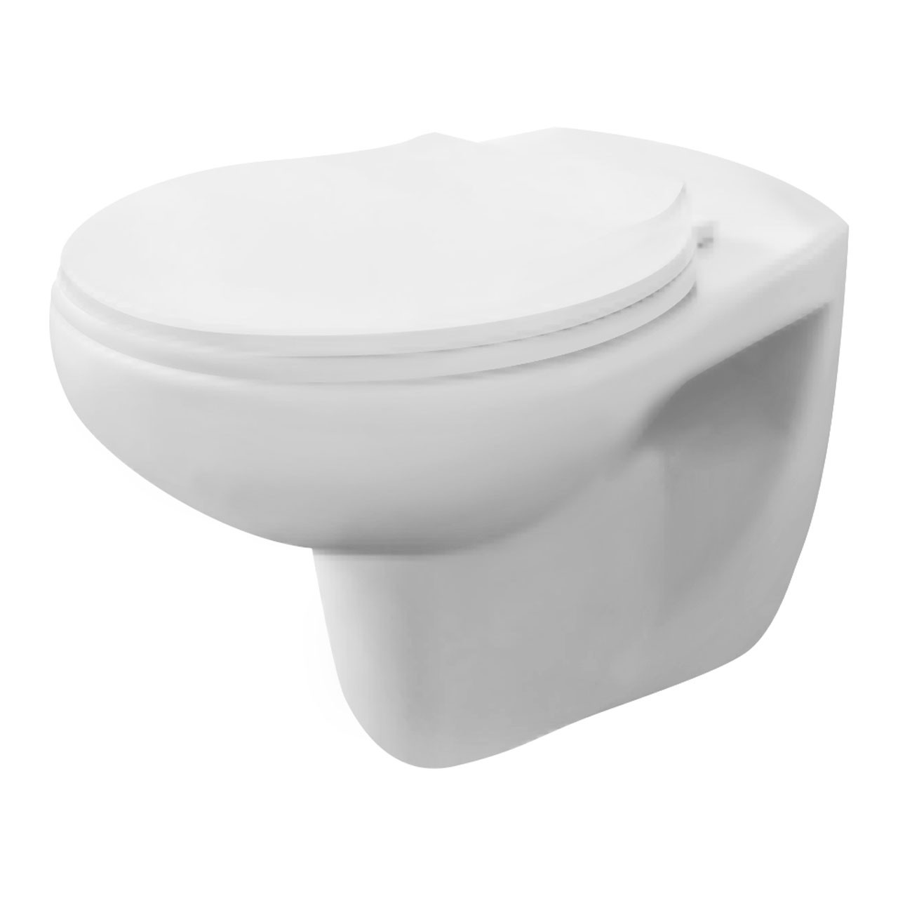 Nuie Melbourne Wall Hung Toilet Pan - NCS140
