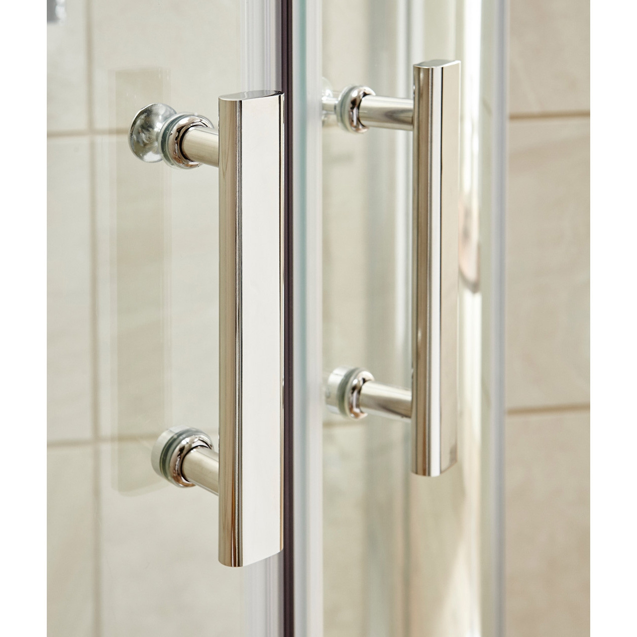 Premier Pacific Bi-Fold Shower Door 700mm - AQBD7
