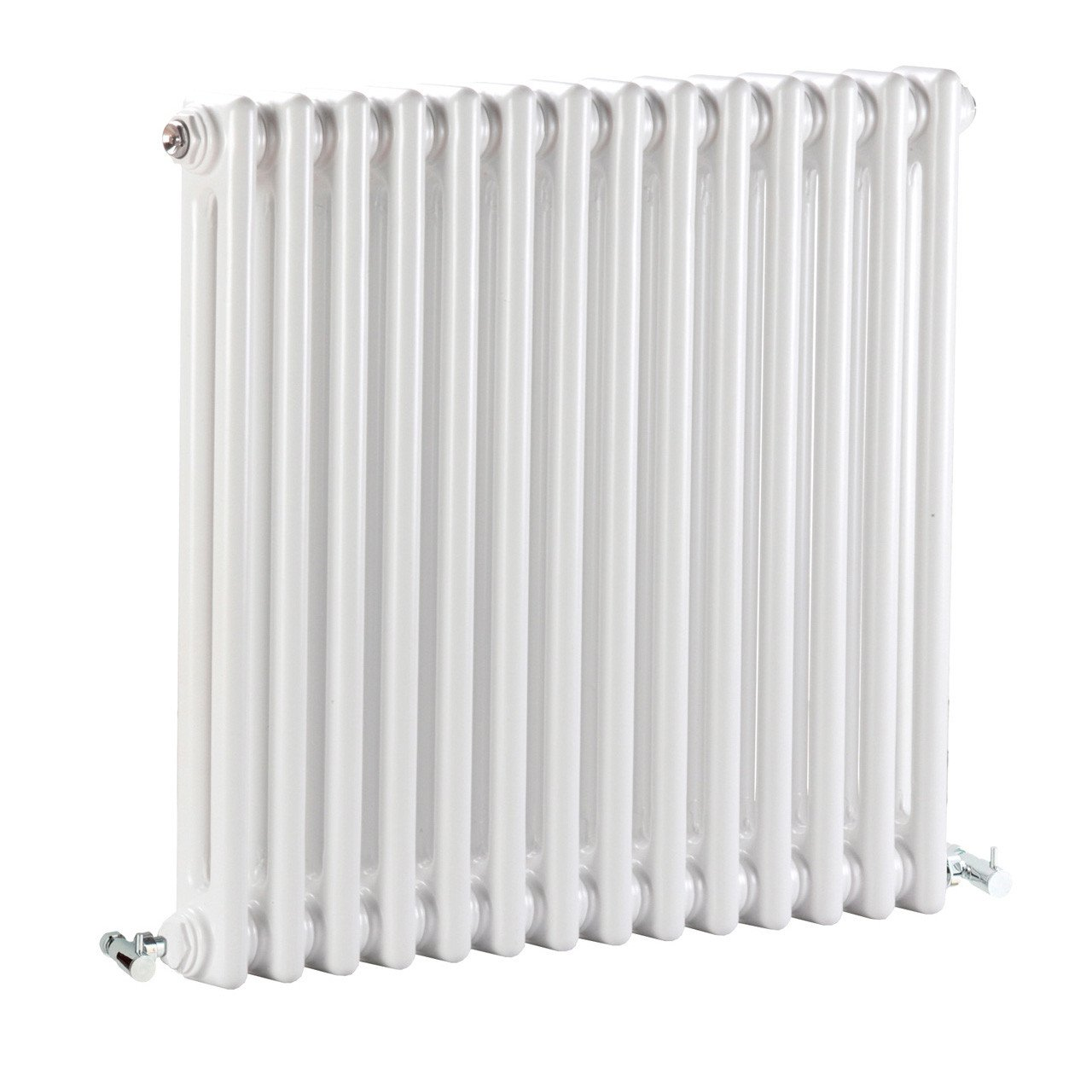 Premier Regency 600mm 2 Column Radiator with 6mm x 14mm Sections - MTY076