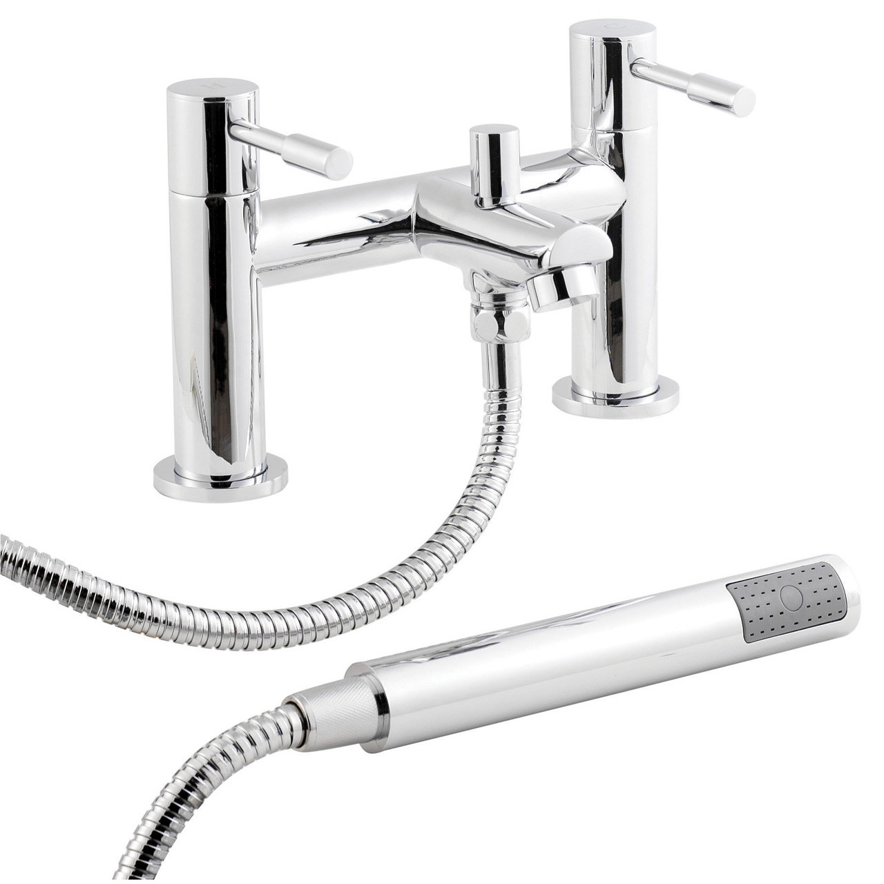 Premier Series 2 Bath and Shower Mixer with Shower Kit and Bracket - FJ314
