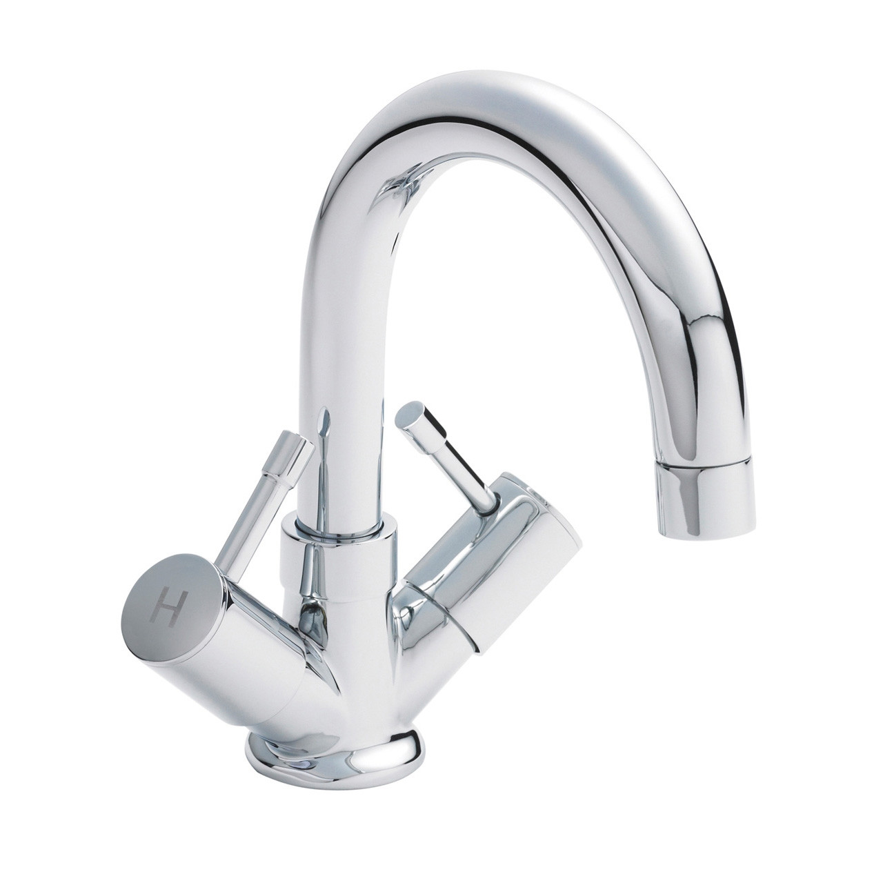 Premier Series 2 Econ Mono Swivel Spout with Waste - FJ317