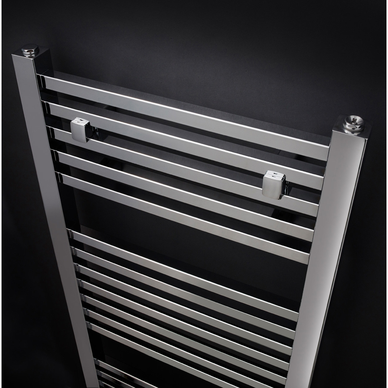 Premier Square Ladder Towel Rail 1200mm x 500mm x 40mm - MTY109