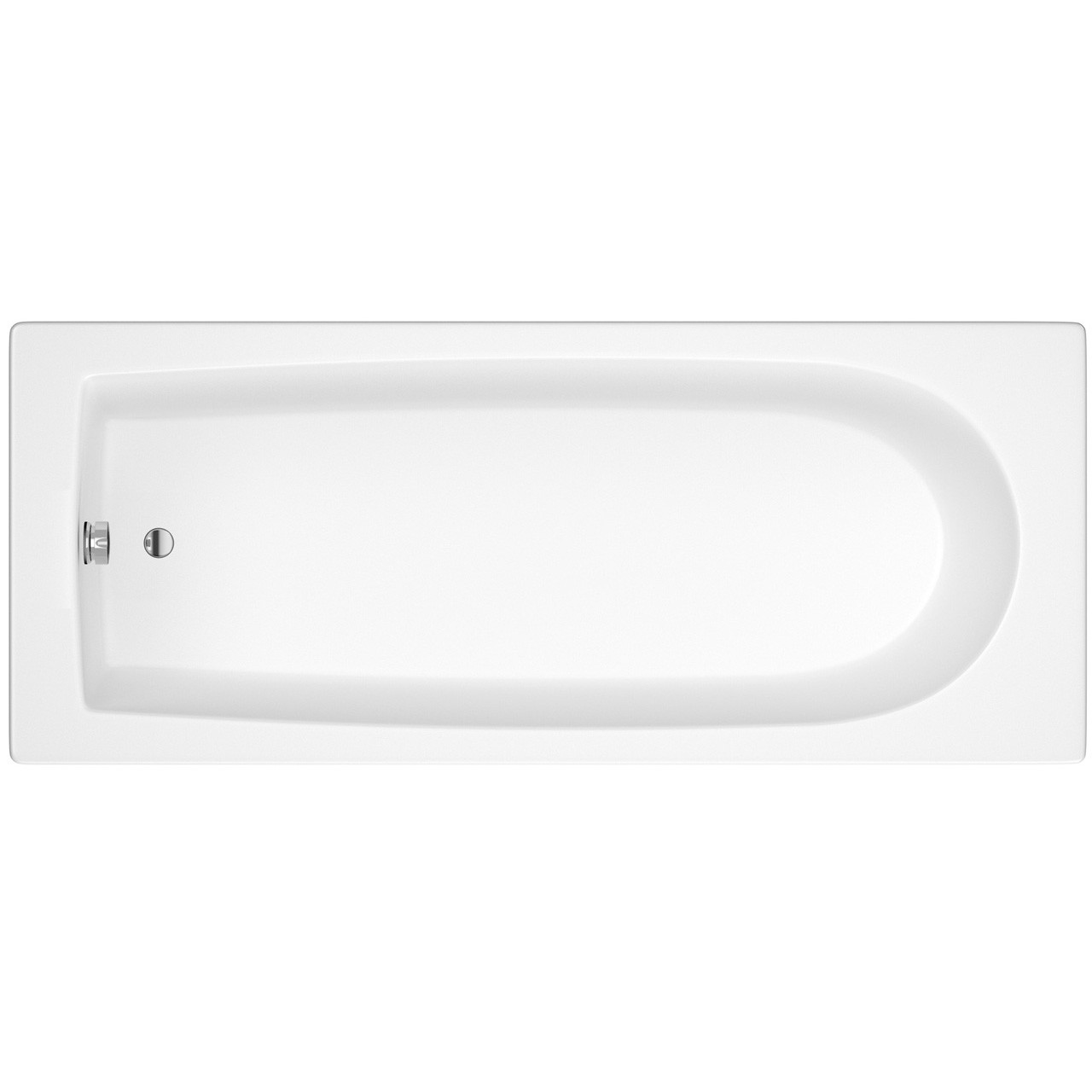 Premier Standard Single Ended Bath 1700mm x 750mm - NBA610