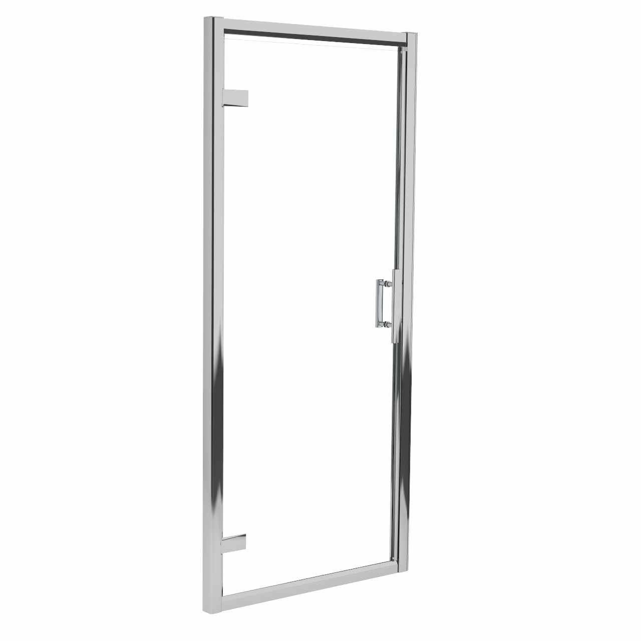 Series 8 Plus 900 x 900 Hinged Door Enclosure
