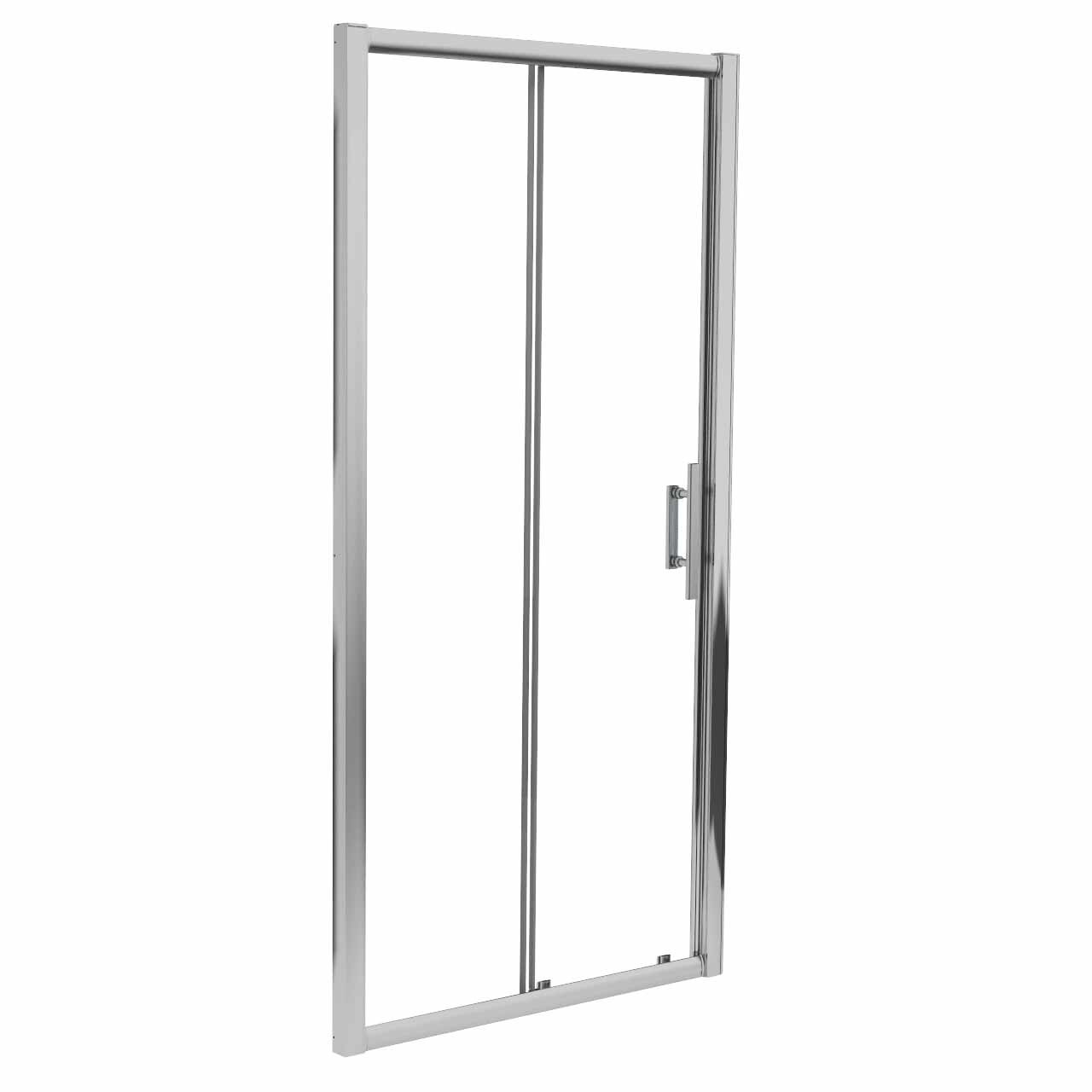 Series 8 Plus 1000 x 900 Sliding Door Enclosure