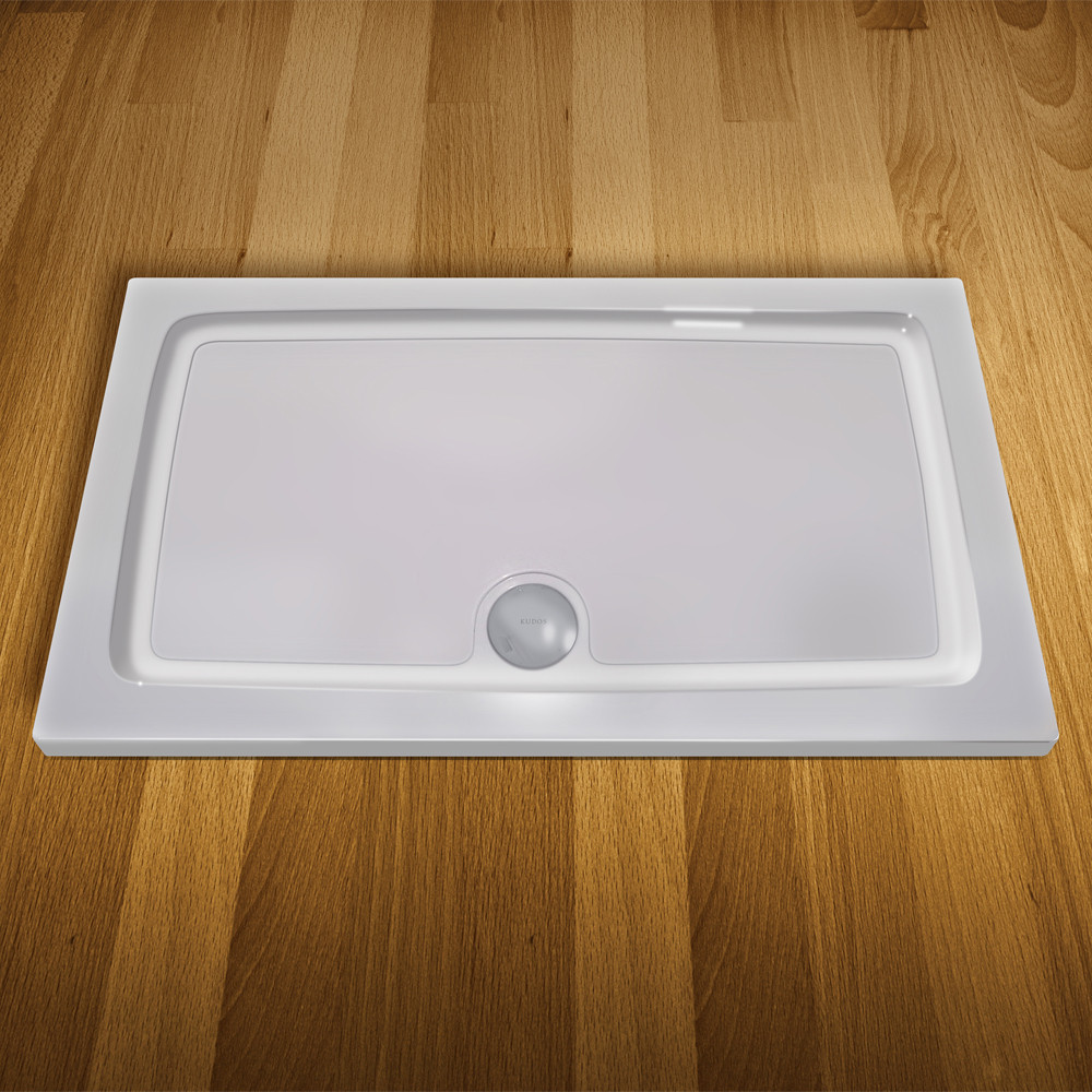 Kudos Concept 2 Shower Tray 1000 x 800 DR108W