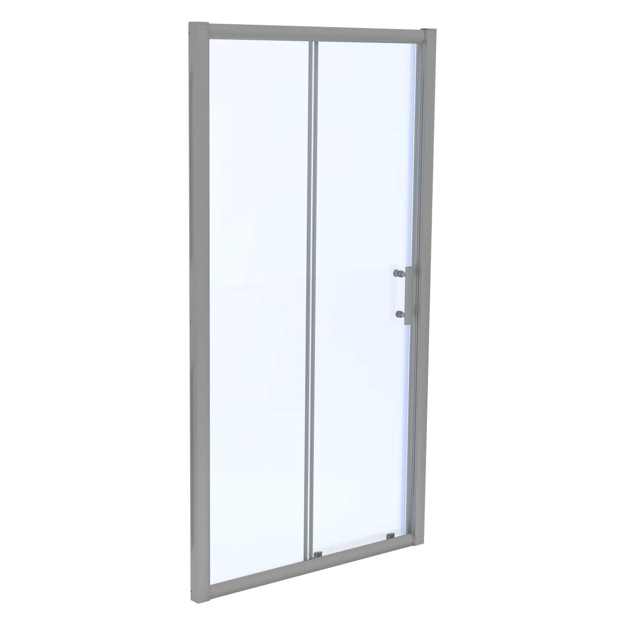 Series 8 1000mm x 1000mm Sliding Door Shower Enclosure
