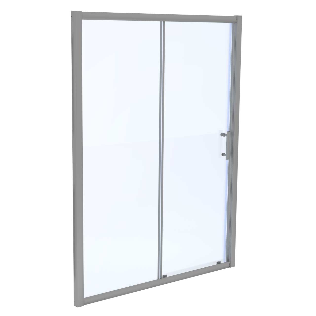 Series 6 1400mm x 760mm Sliding Door Shower Enclosure