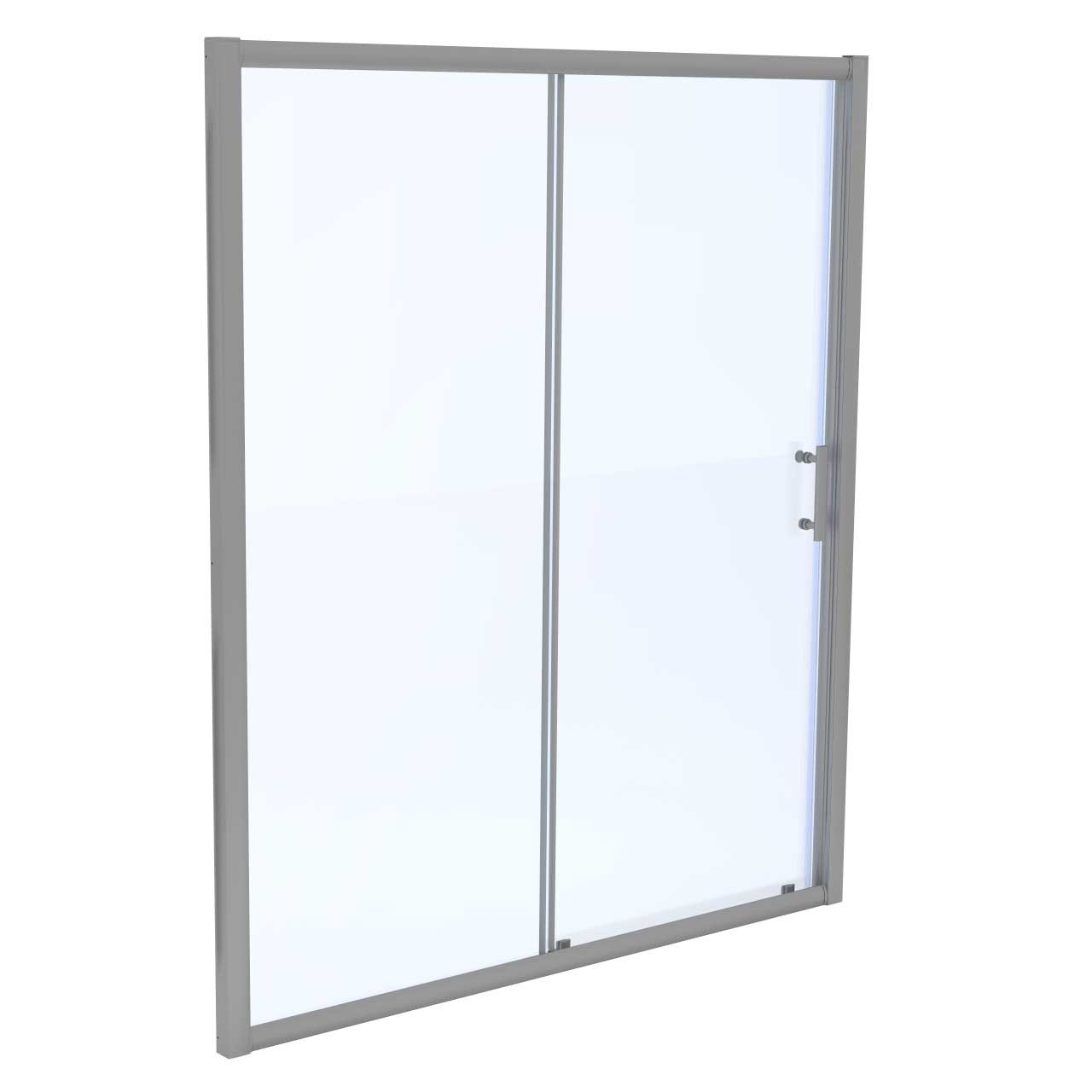 Series 6 1600mm x 700mm Sliding Door Shower Enclosure