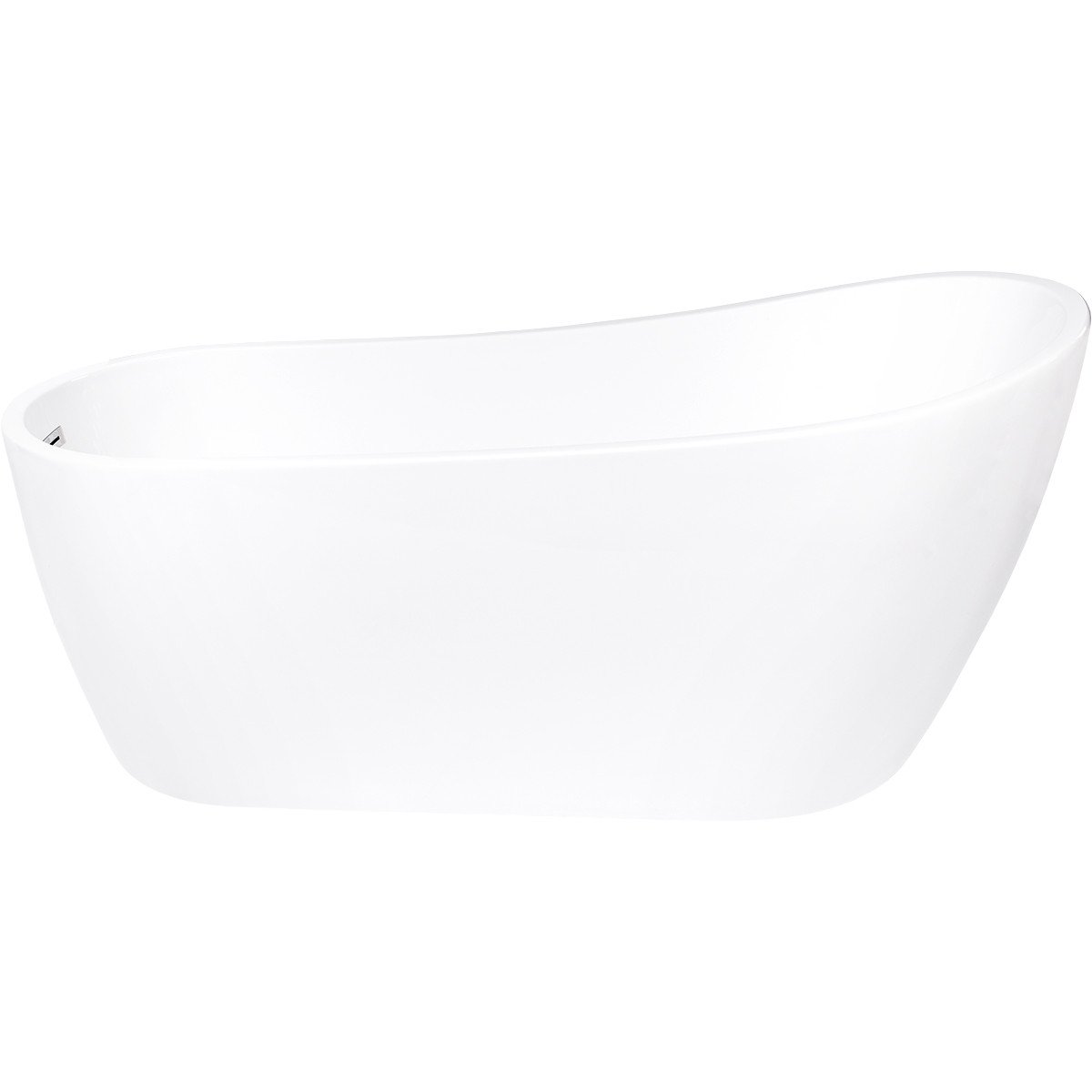 Salerno 1665 Luxury Slipper Bath