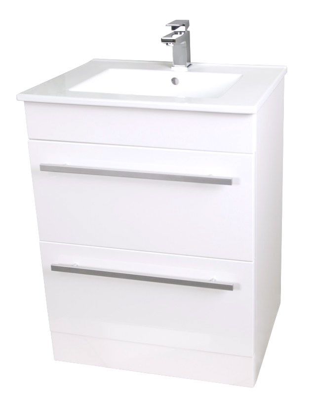 Select square 600 Unit & Basin
