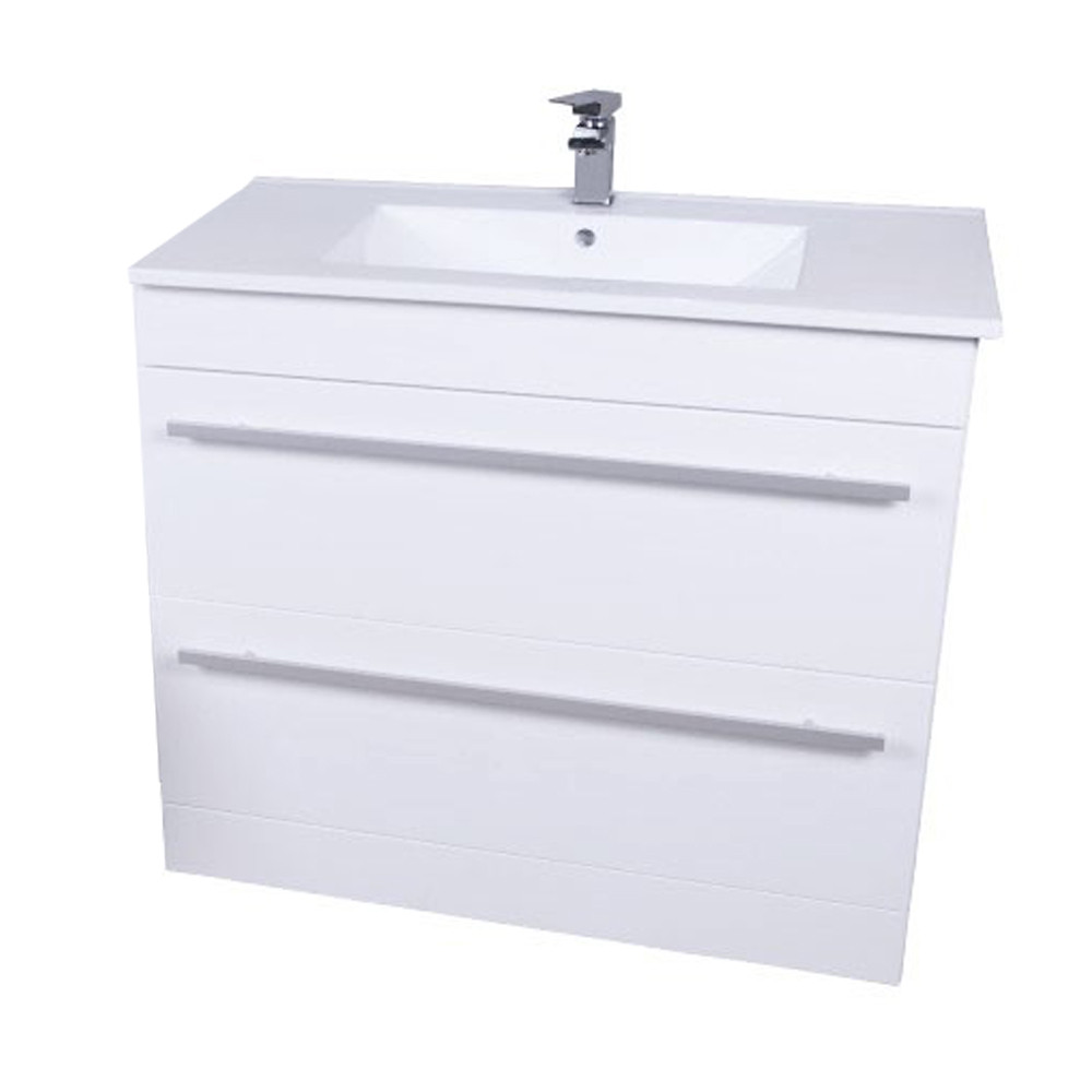 Select Square 900 Unit & Basin