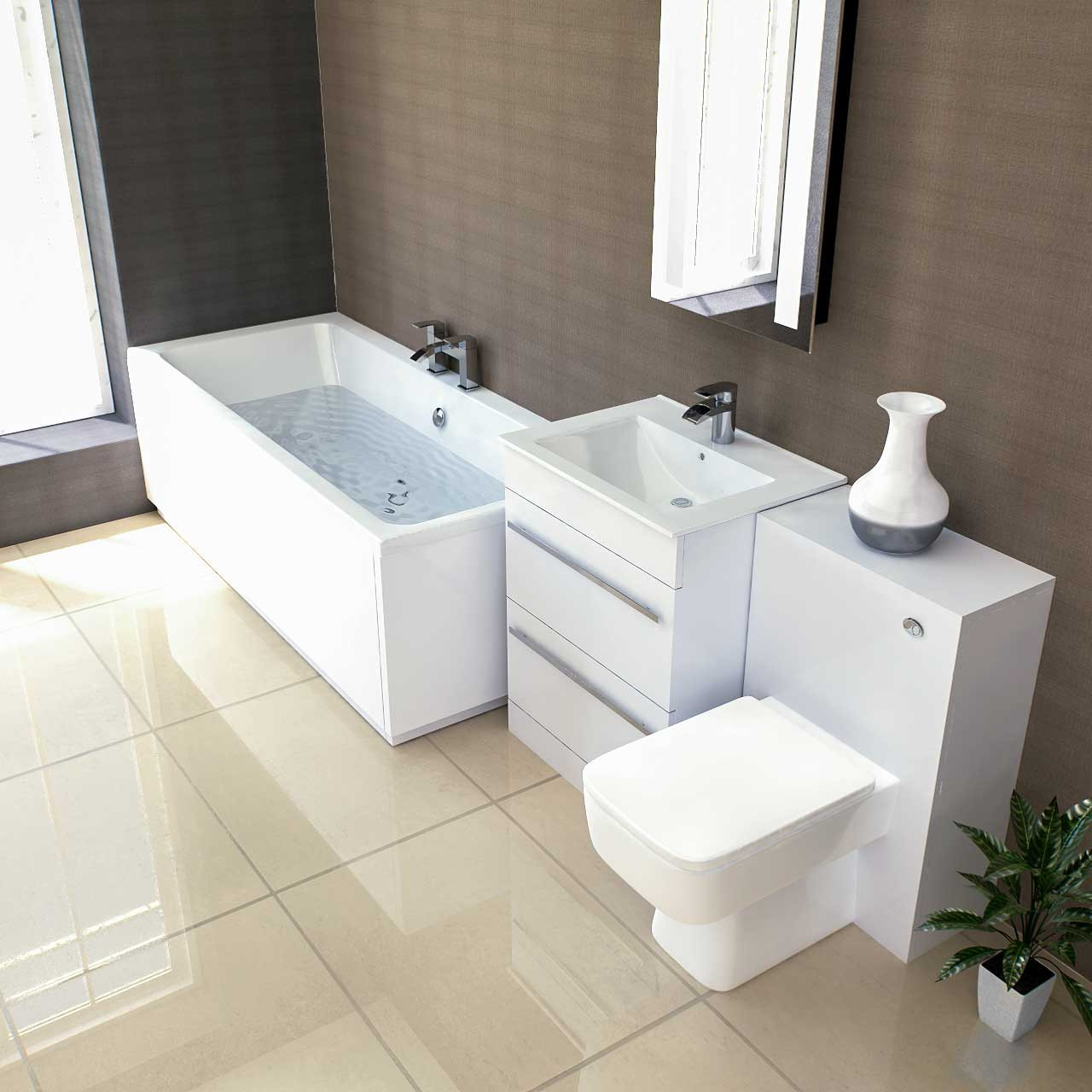 Select Bathroom Suite